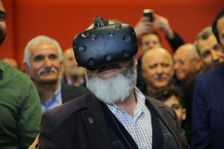 VR Gözlük ile gençliğe döndüler