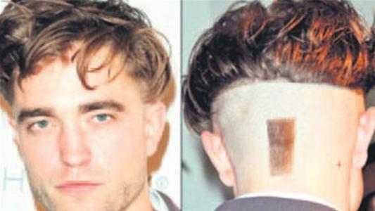Yakışıklı oyuncunun saç traşı şoke etti