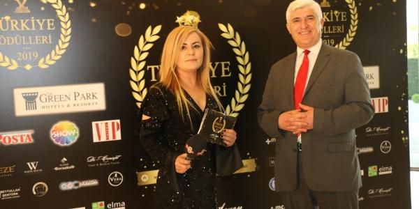 Yılın En Başarılı Digital Medya Plaketi İstanbul Times'ın oldu