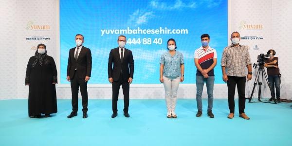 Yuvam Bahçeşehir Konut Projesinin İlk Kuraları Çekildi