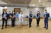 Başakşehir  Çam Ve Sakura Şehir Hastanesi 1 Yaşında