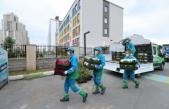 Başakşehir'de Atıklar Rengarenk Çiçek Açıyor
