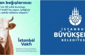 İBB'nin Kurban Bağışı Kampanyasına Yoğun İlgi