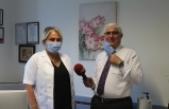 Uzm.Dr.Navdar:Pandemi Henüz Bitmedi Lütfen Kurallara Uyalım
