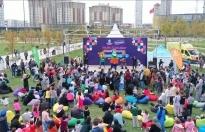 Başakşehir Belediyesi, Dünya Çocuk Günü'nü Başakşehirli çocuklarla kutladı. Başakşehir Millet Bahçesi'nde düzenlenen etkinliklerde Başakgiller, sihirbazlar ve jonglörlerle doyasıya eğlenen çocuklara, horoz şeker, patlamış mısır gibi ikramlarda bulunuldu.