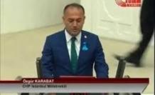 """Vekil : Karabat Çocuk Gebeliği  """"Skandalını TBMM Gündemine Taşıdı"""