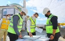 Başakşehir'in İlk Gençlik Merkezi Güvercintepe'de Yükseliyor