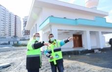 Başakşehir'in Manevi Atmosferi Vadişehir Camii İle Taçlanıyor