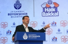 İBB, Halk Bakkal Projesini Başlattı