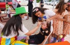 Başakşehir'de Sohbetler Demli, Çocuklar Keyifli
