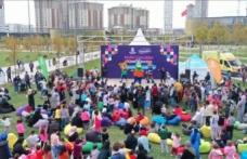 Başakşehir'de Dünya Çocuk Günü Etkinliklerle Kutlandı