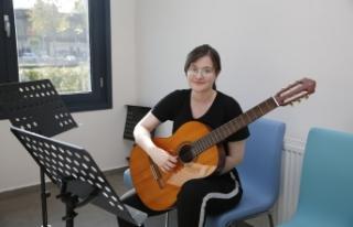 Başakşehir Müzik Akademisi İle Üniversiteli Oldular