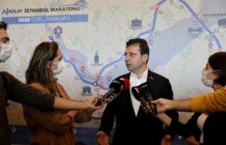 """İmamoğlu'ndan """"yeni taksi"""" açıklaması:..."""