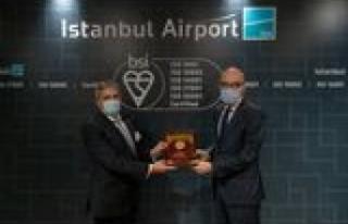 İstanbul Havalimanı, 'Kalite, Müşteri Memnuniyeti...