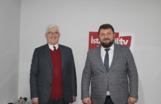 CHP Başakşehir İlçe Başkanından Gazetemize Ziyaret