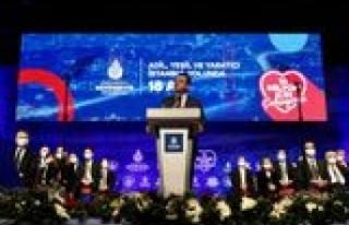İBB Başkanı Ekrem İmamoğlu, Halka Hesap Verdi