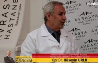 Op.Dr Urlu : Daha İyi Bir 2021 Yılı Diliyorum