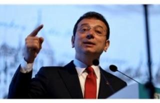 """İMAMOĞLU'NDAN """"DEZENFEKTAN İHALESİ"""" SAVUNMASI:..."""