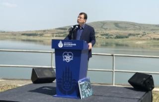 İmamoğlu: Hükümet Kanal İstanbul'un Temelini...