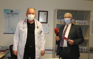 Prof.Dr.Mustafa Vecdi Ertekin:Kanser Türlerinin Yarısı...