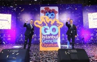 Başakşehir'in Gençlik Heyecanı İstanbul'u...