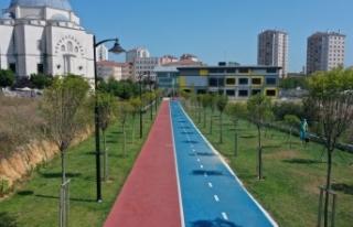 Yeşilin Şehri Başakşehir'e Yeni Bir Yeşil...