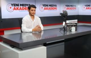 Başakşehir Yeni Medya Akademi 'nin Yeni Kursiyerleri...