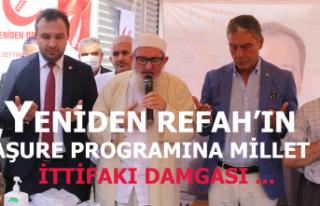 Yeniden Refah Partisi Millet İttifakında mı Yer...