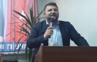 Başakşehir Başkanı Av.Deniz Bakır memurlar CHP...