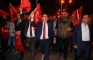 29 Ekim Başakşehir'de Coşkuyla Kutlandı