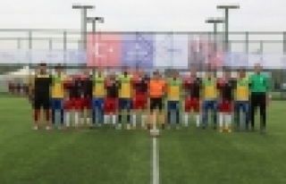 34. Geleneksel İBB Spor Şöleni başladı