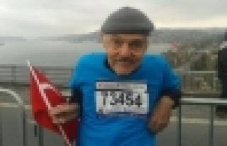 7'den 70'e Başakşehirli, Maratona katıldı