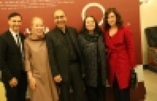 8.Uluslararası Suç Ve Ceza film festivali ödül...