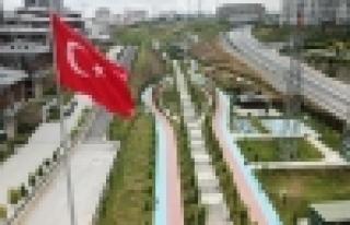 Ayazma Millet Bahçesi Açılış İçin Gün Sayıyor