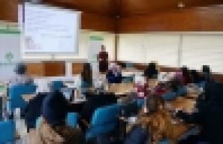 BAKMER'de Hamilelik Okulu seminerleri devam ediyor