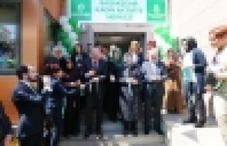 BAKMER'in açılışı yapıldı