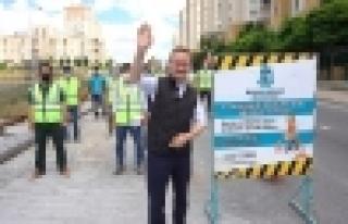 Başakaşehir'de Pedallar Mutluluğa Dönecek