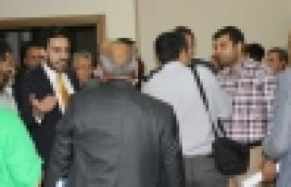 Başakşehir Belediye meclisi karıştı