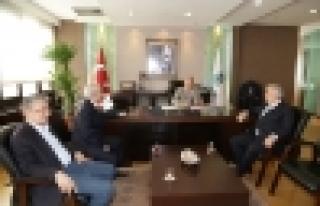Başakşehir Belediyesi İle Yol Bakım Protokolü...