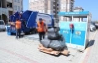 Başakşehir 'De Atıklar Para Puana Dönüşüyor