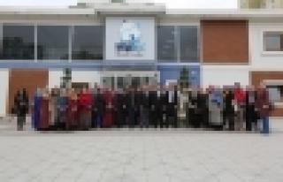 Başakşehir'e atanan öğretmenler bir araya geldi