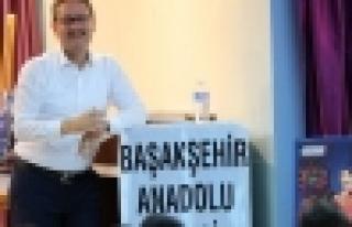 """""""Başakşehir'i Seviyorum Çünkü..."""" Söyleşileri..."""