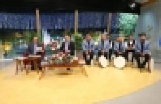 Başkan Uysal, Kanal 7 Sahur programına katıldı