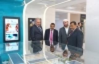 Başkan Uysal, Yemenli Akademisyenleri ağırladı