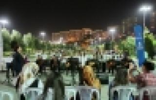 Bilgievleri Ramazan'da Vadi'de