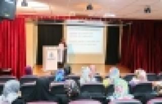 Bilgievlerinden velilere özel TEOG semineri