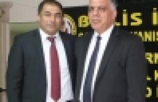 Bitlislilerin yeni başkanı Şişman oldu