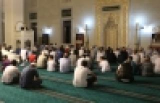Cami programları Döngeloğlu ile başladı