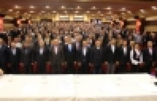 CHP Başakşehir ilçe Başkanı Kazım Özeren Güven...