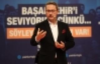 """""""Depreme En Dayanıklı İlçe Başakşehir"""""""